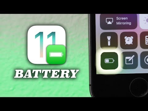 Improve iOS 11 Battery Life (Tips & Tricks)
