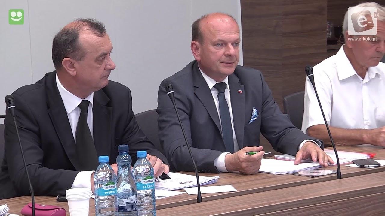 Miasto Koło traci jeden mandat w Radzie Powiatu