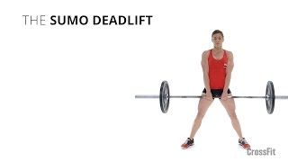 The Sumo Deadlift