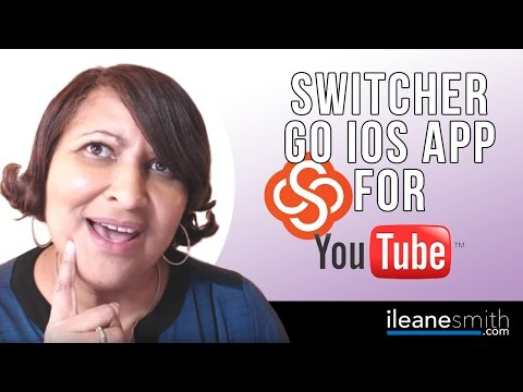 Watch 'How to Stream Live on YouTube with Switcher Go App'