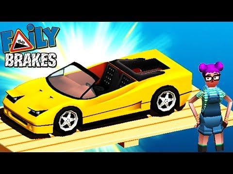 МАШИНКИ Faily Brakes #40 прохождение ИГРЫ про машины как мультик детям VIDEO FOR KIDS cars games (видео)