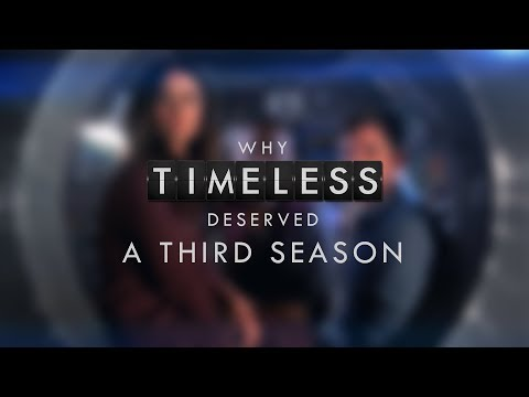 Why Timeless Deserved a Third Season