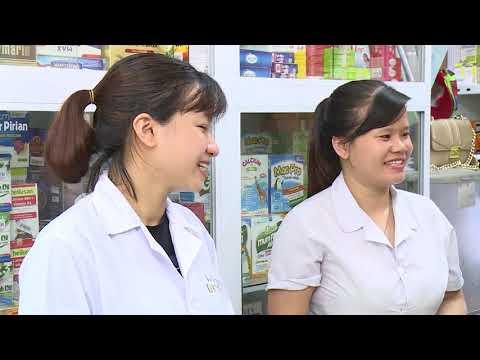 Kiểm tra công tác kết nối công nghệ thông tin tại các nhà thuốc quận Hà Đông