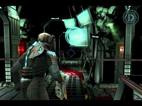 Dead Space: iPhone Gameplay