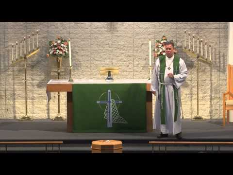 Bethlehem Lutheran Church - Sunday Worship Service: 9/14/14