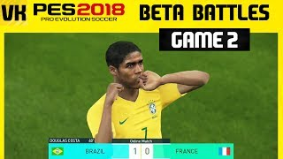 You can watch the full matches from this series at https://www.youtube.com/vapexkarma2Welcome to the #1 Place for Player Faces on Youtube! Subscribe for FIFA 18 and PES 2018 news and player faces videos: 🔴  Subscribe to the channel here: https://goo.gl/AaHRHe .✅  Join the Vapex Club for exclusive newsletters and 2 Private videos (FIFA 18 player face suggestions and PES 2017 Mods): http://eepurl.com/cO1skn✅  Help keep this channel going!https://www.patreon.com/VapexKarma---------------------------------------------------------Available September 29, 2017. FIFA 18 is fueled by Cristiano Ronaldo, all-time top scorer of Real Madrid C.F. and winner of the Best FIFA Men's Player Award.Pre-Order the Ronaldo Edition and get 3 Days Early Access: http://smarturl.it/qoctk5Powered by Frostbite, FIFA 18 blurs the line between the virtual and real worlds, bringing to life the heroes, teams, and atmospheres of the world's game. --------------------------------------------------------PES 18 (PES 2018) is scheduled to be released on the 14th of September.Pre-order now to receive exclusive content:• 2x Premium Partner Agents for myClub• UCL Agent for myClub• Exclusive Agent for myClubYou will also receive bonus myClub content:• 4x Start Up Agents• 1x Partner Club Agent• 10,000 GP x 10 weeksPES 2018 new features:• Gameplay Masterclass – Strategic Dribbling, Real Touch+ and new set pieces take the unrivalled gameplay to the next level• Presentation Overhaul – New menus and real player images• PES League Integration – Compete with PES League in new modes including myClub• Online Co-op -A mode dedicated to co-op play is newly added• Random Selection Match – Fan favourite returns with new presentation and features• Master League Upgrade – New pre-season tournaments, improved transfer system, presentations and functionality • Enhanced Visual Reality – New lighting, reworked player models and animations covering everything from facial expressions to body movement to bring the game to life----------------------------------------------------------► Subscribe to my Other Channel https://www.youtube.com/channel/UC-OlFXbaW43YlKqfVy1Tp6g►2nd Channel featuring non player faces content (uploads occasionally): https://www.youtube.com/channel/UCjXed8aFG8cxnYm0iNQraWg?tbft=1►If you would like to Donate (just like Twitch) to support my content :  https://streamtip.com/y/vapexkarma--------------------------------------------------------► Twitter: @vapexkarma ► Facebook: @vapexkarma► Instagram: @vapexkarma► Podcast: anchor.fm/vapexkarma----------------------------------------------------------► My Best videos: https://www.youtube.com/playlist?list=PLeVkMvUsXzoEdcbKCQIIUxwTNvppKYBQo► PES 2017: Inter Milan Master League: https://www.youtube.com/playlist?list=PLeVkMvUsXzoHZBuaHdW8ieM1ROA3xD6p9► FIFA 17 vs PES 17 Player Face Comparisons: https://www.youtube.com/playlist?list=PLeVkMvUsXzoFjICBaqUzkwoDYbuLribm4----------------------------------------------------------FIFA 17 is a sports video game made by EA Sports released on the 27th of September 2016 in America and 29th September 2016 worldwide. It uses the Frostbite engine and Marco Reus is the official cover star. Available on PS4, PS3, Xbox One s, Xbox one, Xbox 360 and PC.----------------------------------------------------------Pro Evolution Soccer or PES 2017 (also known as Winning Eleven 2017 in asia) is a sports video game made by Konami for Microsoft Windows, PlayStation 3, PlayStation 4, Xbox 360 and Xbox One. The game is the 16th installment in the Pro Evolution Soccer series. It was released in September 2016 and will be compatible with PS4 Pro console. Partner clubs include Barcelona, Liverpool, Borussia Dortmund and River Plate which means they have the official stadiums and kits as well as player names.Features include improved passing, Real Touch ball control, and improved goal tending technique. The cover of the game has Neymar, Messi, Suárez, Rakitić and Piqué.Game features include adaptive AI, edit and data sharing (through option files) and Match analysis.----------------------------------------------------------------------------------Production Music courtesy of Epidemic Sound: http://www.epidemicsound.com----------------------------------------------------------------------------------#PES2018 #FIFA18 #vapexkarma #playerfaces #PES2017 #FIFA17