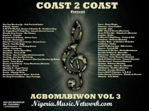 Agbomabiwon Vol 3 Mixtape - DJ Hacker JP (Naija Mix 2012)