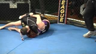 Lucrezia Ria Vs Nadia Bertini (MMA -60kg)