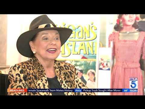 KTLA was with Gilligan's Island star Dawn Wells for her 82nd Birthday