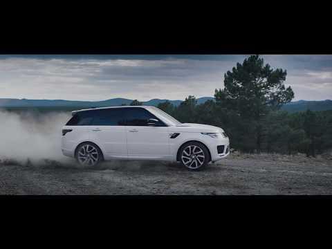 오피셜 랜드로버 New Range Rover Sport