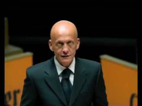 TV Spot Ottakringer Beer - Cheerleaders (starring Pierluigi Collina). Director Francesco Nencini ...