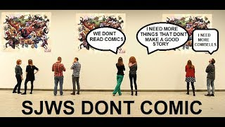 """Video SJWs see Marvel And Comics ONLY As A Lens For Identity; Comments On """"Fresh Start"""" MP3, 3GP, MP4, WEBM, AVI, FLV Juli 2018"""