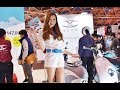 8「第20回名古屋モーターショー・2017」各出展ブースに華をそえる コンパニオンさんが美女揃い!◎Companion's Beauty Matching!