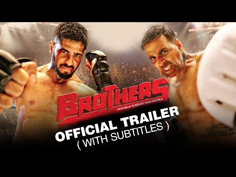 Brothers Trailer