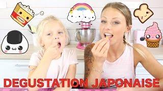 Video ♡• DEGUSTATION JAPONAISE CANDYSAN | DES GÂTEAUX QUI ARRACHENT !!! •♡ MP3, 3GP, MP4, WEBM, AVI, FLV Oktober 2017