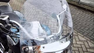 7. TRIUMPH ROCKET III TOURER MOTORCYCLE 08-2010 BLUE 12578MILES SALVAGE DAMAGED