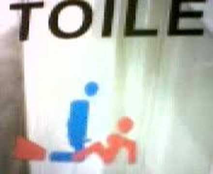 toilet people