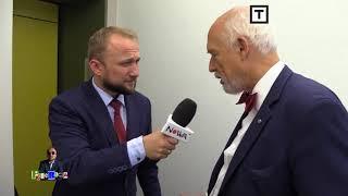 Korwin-Mikke złożył mandat europosła