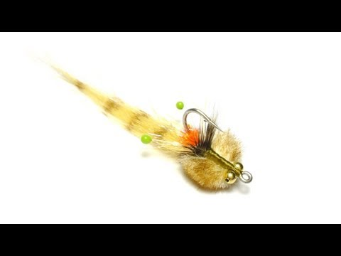 Gangster Crab Saltwater Fly Tying Instructions