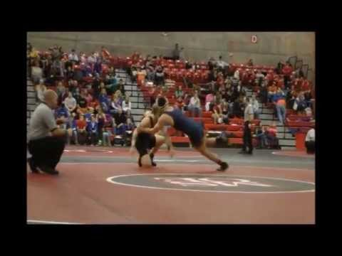2012-2013 Wheaton College Wrestling Highlight Video