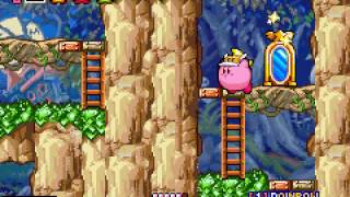 Game Boy Advance Longplay [150] Kirby and the Amazing Mirror