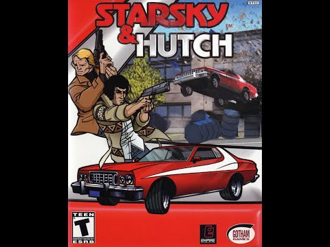 starsky and hutch gamecube review