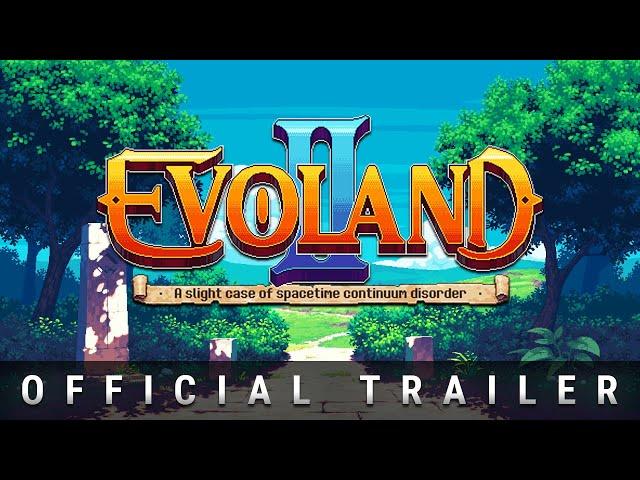 Видео к игре Evoland 2