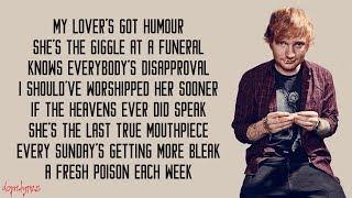 Video Ed Sheeran - Take Me To Church (Lyrics) MP3, 3GP, MP4, WEBM, AVI, FLV Maret 2018