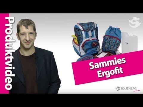 Sammies Schulranzen Ergofit - Produktvideo