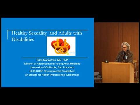 Sexuality And Disability - Developmental Disabilities