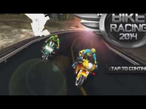 Video of BIKE RACING 2014