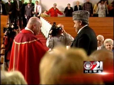 Serah Terima Gereja Menjadi Masjid Ahmadiyah di Amerika