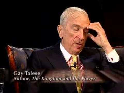 Gay Talese on UCTV