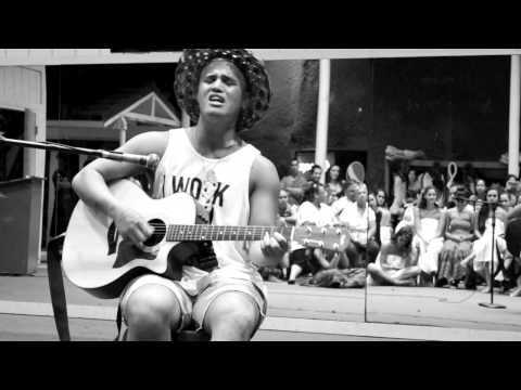 Stan Walker - Tuesday September 11 2012. Stan Walker: Winner of 2009 Australian Idol sings to the Polynesian Cultural Center night production cast members and in turn the ...
