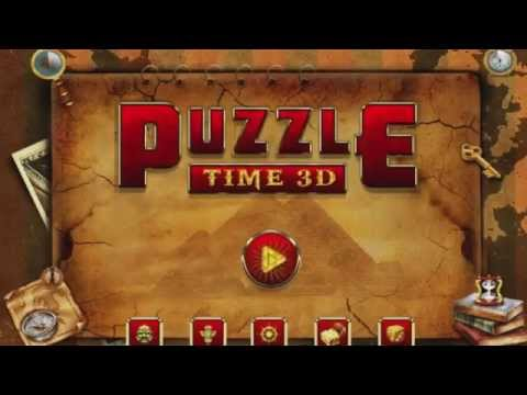 Video of PUZZLE TIME 3D
