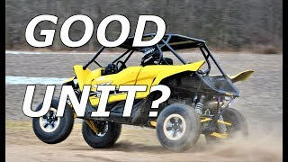 2. 2016 Yamaha YXZ1000R long term review! Is it good?