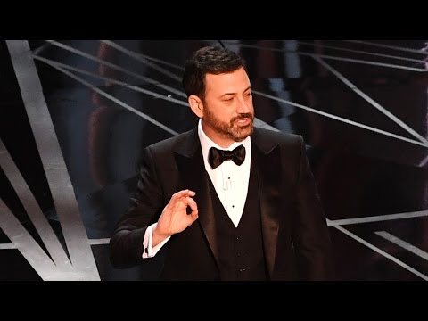 Jimmy Kimmel Disses Trump, Praises Meryl Streep & More In Opening Monologue At 2017 Oscars