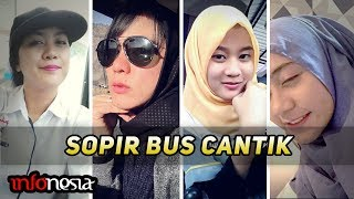 Video BIKIN BETAH! Inilah 5 Sopir Bus Cantik di Indonesia MP3, 3GP, MP4, WEBM, AVI, FLV Maret 2019