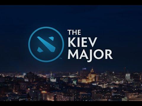 Battle pass 2017 Kiev Major: Выставляем карточки игроков на первый игровой день!