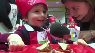 Little Chef en Telemadrid