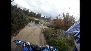 8. Atv Riding [Yamaha Raptor 350] -GoPro HD Hero @ Cabeço Verde