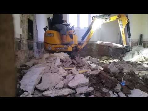 Video D.M.S Micro Digger Hire. Internal Floor Excavation download in MP3, 3GP, MP4, WEBM, AVI, FLV January 2017