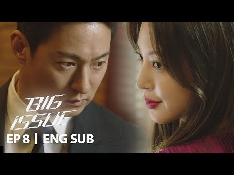 "Joo Jin Mo ""Did you publish the article?"" [Big Issue Ep 8] - Thời lượng: 83 giây."