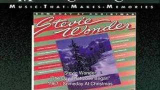 Stevie Wonder - The Day That Love Began - YouTube