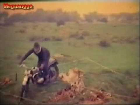 1960 Motorcycle Trial