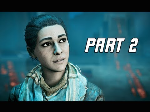 ASSASSIN'S CREED ODYSSEY The Fate of Atlantis Walkthrough Part 2 - Episode 1 Fields of Elysium