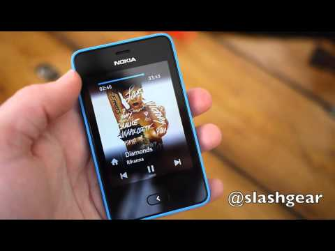 Asha - Hands-on with the first of Nokia's new Asha Touch range of low-cost smartphones, the Asha 501. Offering a UI borrowing elements of MeeGo from the Nokia N9, a...