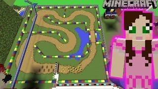 Video Minecraft: MARIO KART RACE - FUN TIME PARK [10] MP3, 3GP, MP4, WEBM, AVI, FLV Juni 2018