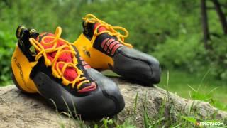 Новинка сезона. Скальные туфли с технологией noedge La Sportiva Genius