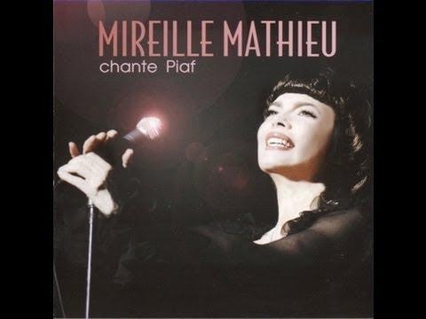 Tekst piosenki Mireille Mathieu - La foule po polsku